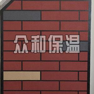 仿面砖一体板