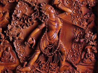 贵州木雕工艺公司