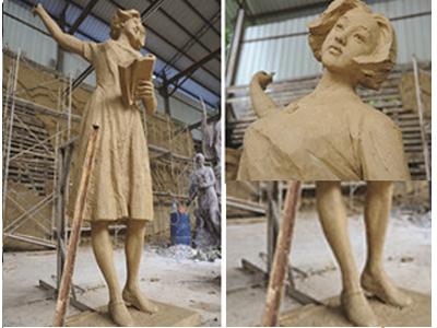 贵州泥塑模型制作公司