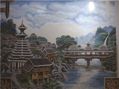 贵州彩绘制作公司