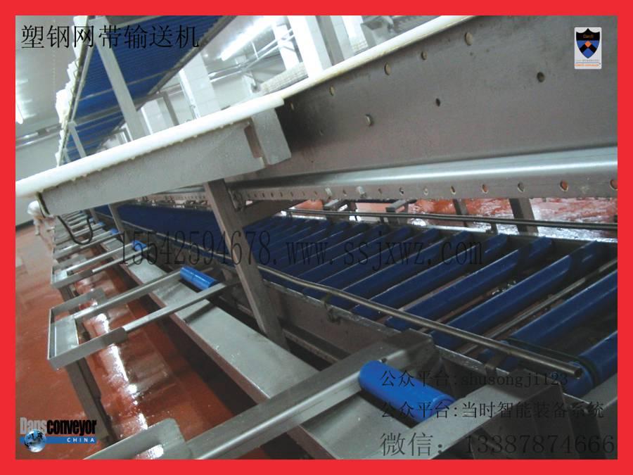 塑钢网带输送机厂家