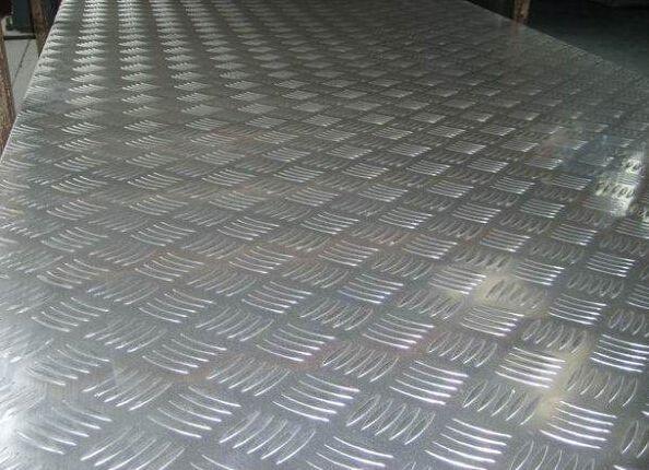 澳门铝花纹板