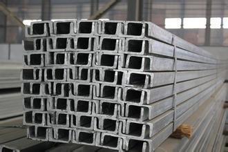 貴陽熱鍍鋅槽鋼