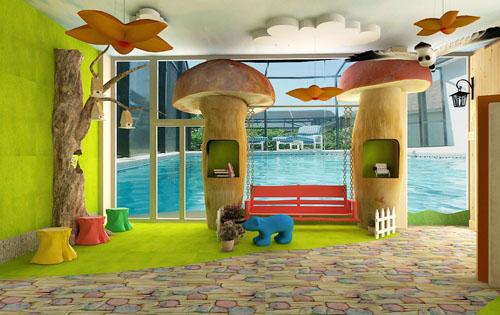 儿童空间设计