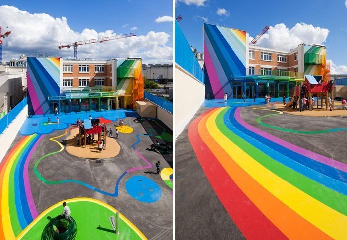 【新】石家莊幼兒園設計的三要素 兒童空間設計專注隻是為你