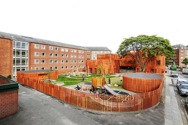哥本哈根幼兒園