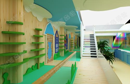 【原創】幼兒園裝修後有異味怎麽辦? 幼兒園環境設計的價值