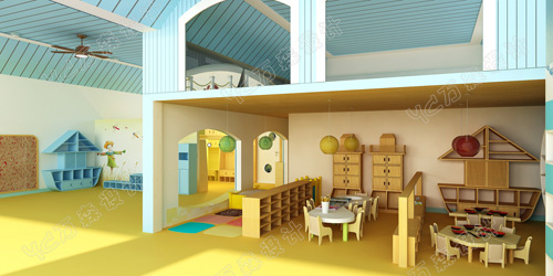 幼兒園裝飾公司