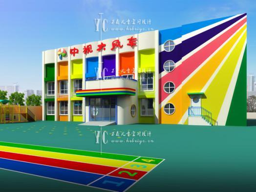 【知識】空間設計展示形式 幼兒園位置類型有哪幾種,幼兒園建築設計須知
