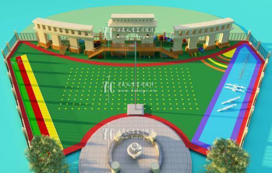 【全】幼兒園室外綠化建設篇 幼兒園環境設計存在的意義