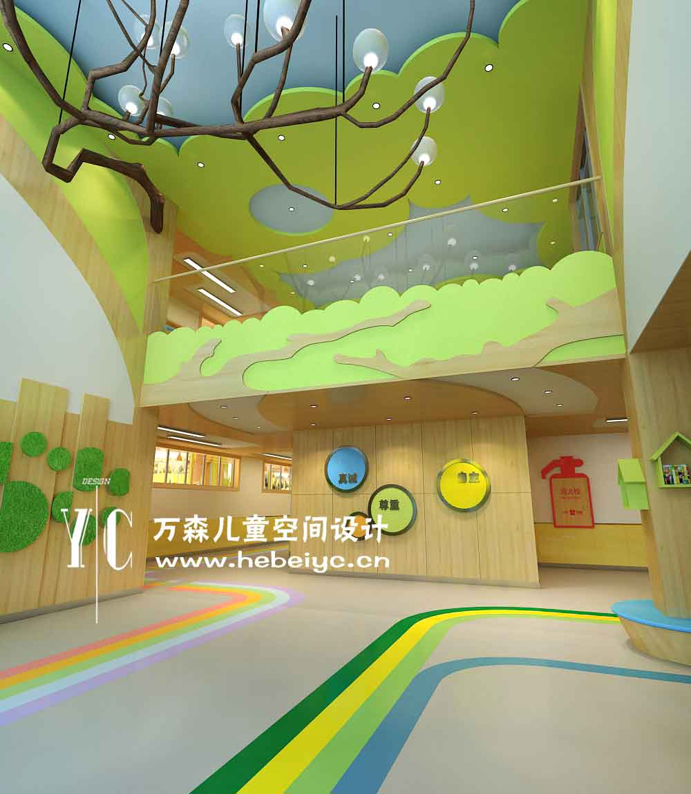 井陉际华幼儿园