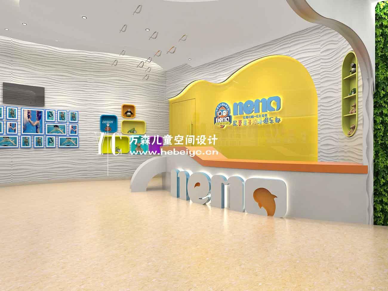 石家庄幼儿园设计