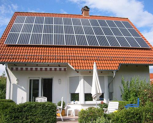【图解】现在的户用光伏发电系统都有什么分类 家用光伏电站检查