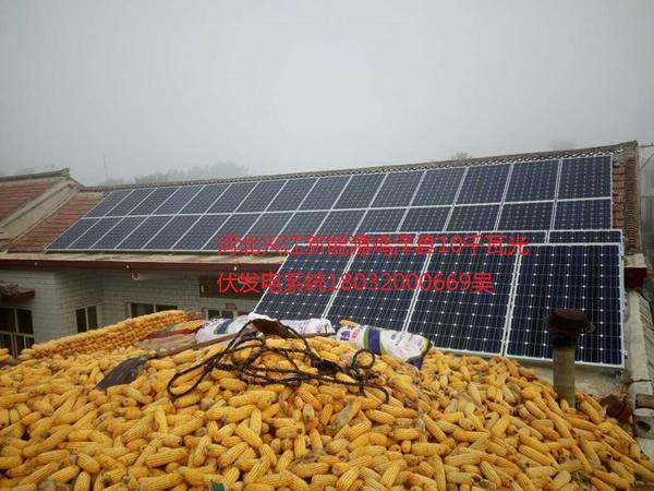 【知识】现在的河北太阳能发电有何动态 在家也可以挣钱的项目