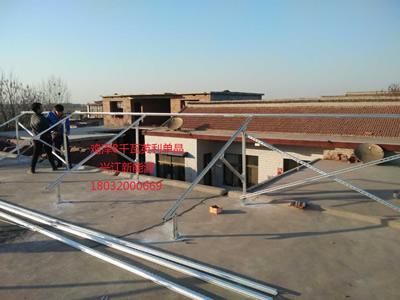 太阳能光伏发电系统资源紧缺太阳能来救场 安装太阳能光伏需要的条件