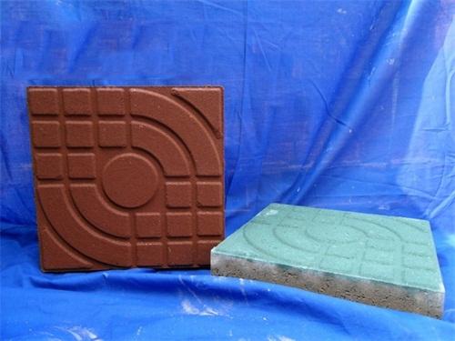 武汉透水砖武汉透水彩砖主要的分类 武昌草植草砖对保护环境有哪些作用