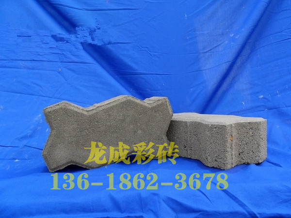武汉彩砖关于汉口植草砖颜色选择技巧先容 如何避免青山彩砖颜色不均呢