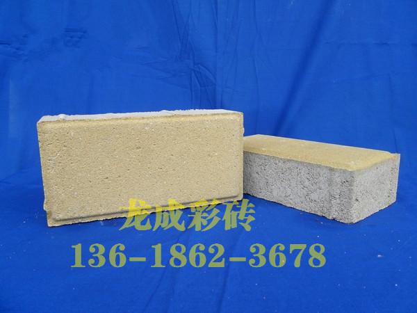 武汉黄面层砖