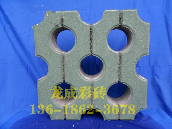 武汉孔植草砖
