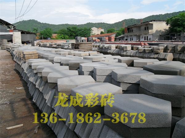 武汉六角砖