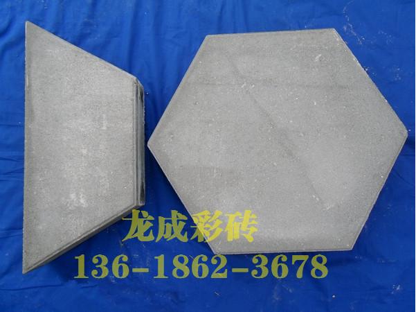 武昌六角砖
