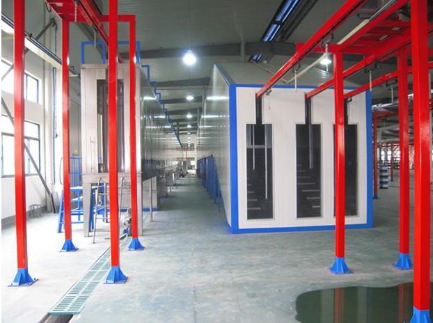 西安喷塑设备厂家