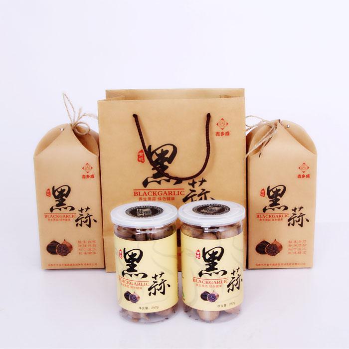 独多混合黑蒜礼盒(136元)
