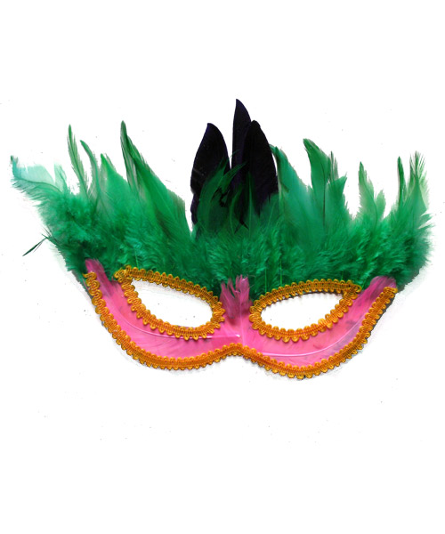 羽毛面具生产厂家