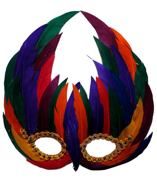 羽毛面具价格