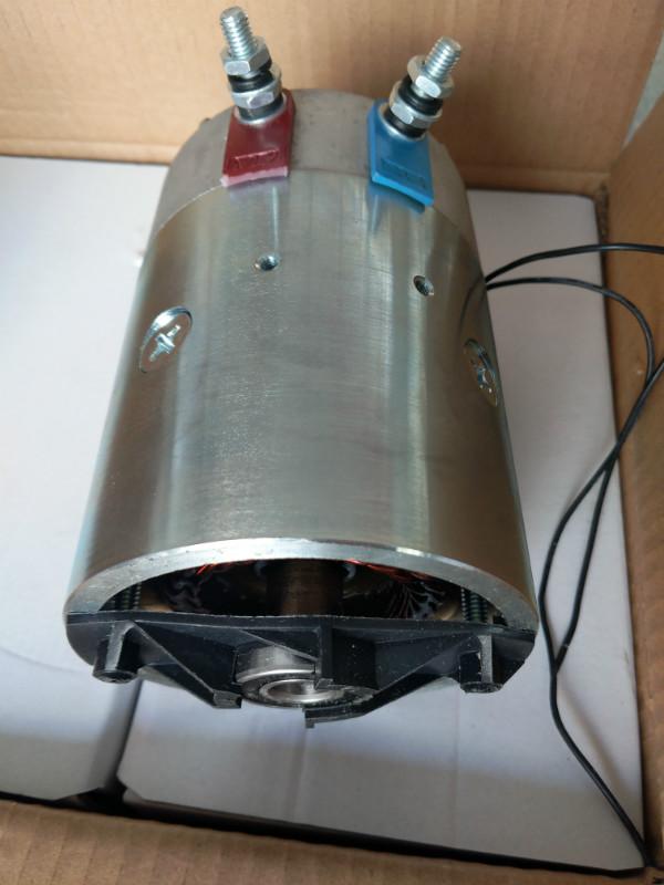 IM0145油泵电机