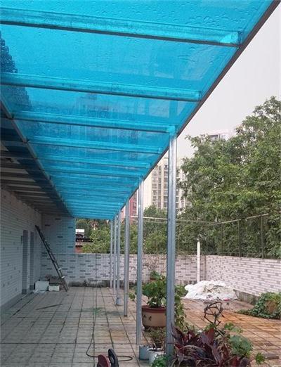 雨棚设计制作