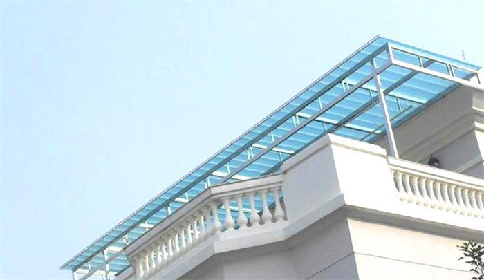 武汉阳光棚制作关于阳光棚主要材料成分说明 黄冈雨棚制作时要用到哪些材质