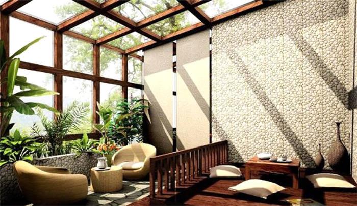 武漢陽光房設計