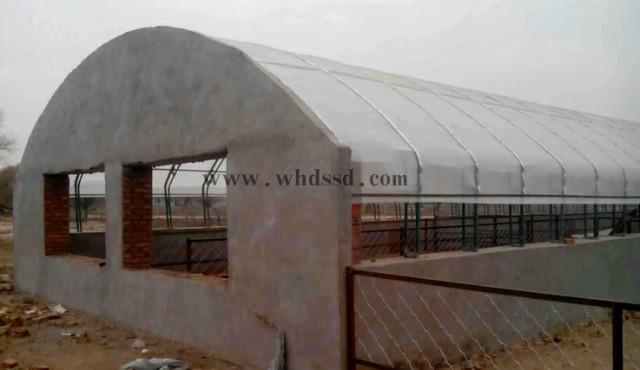 武汉圈养畜牧棚舍制作厂家