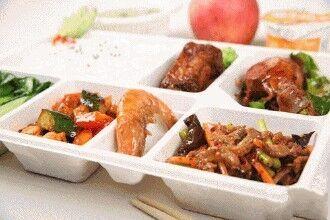 48元 精品商务套餐+饮料+水果+靓汤