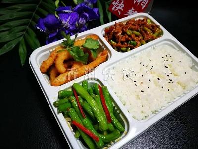郑州盒饭送餐公司
