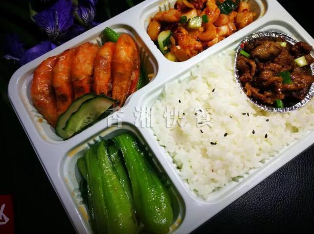 郑州快餐价格