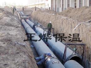 聚氨酯管施工工程