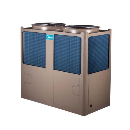 美的风冷热泵机组