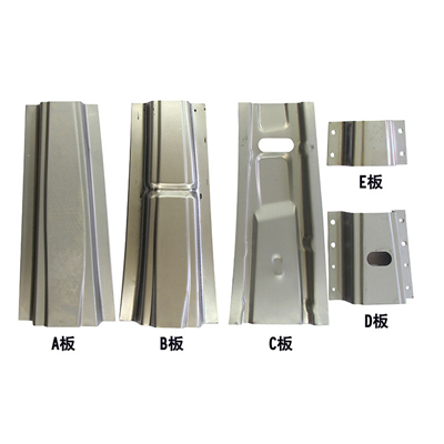焊接组合板