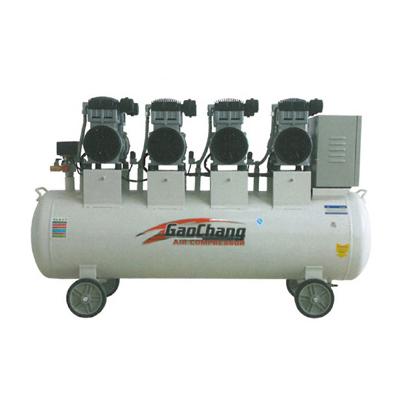 4缸静音型空压机
