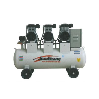 3缸静音型空压机