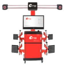 贵阳3D四轮定位仪