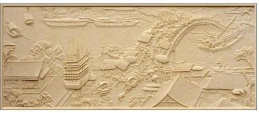 重庆砂岩雕塑