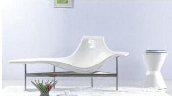 重庆玻璃钢异形户内外休闲椅子