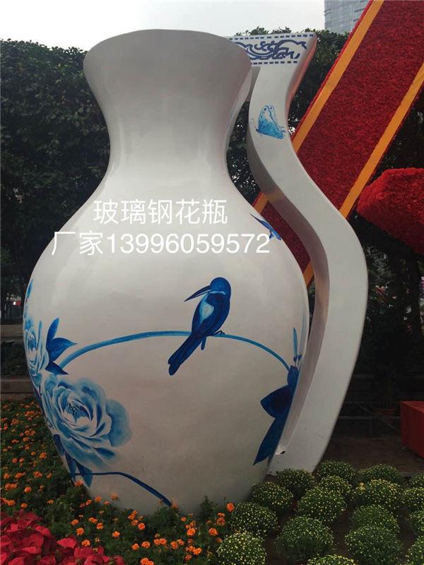 玻璃钢花瓶
