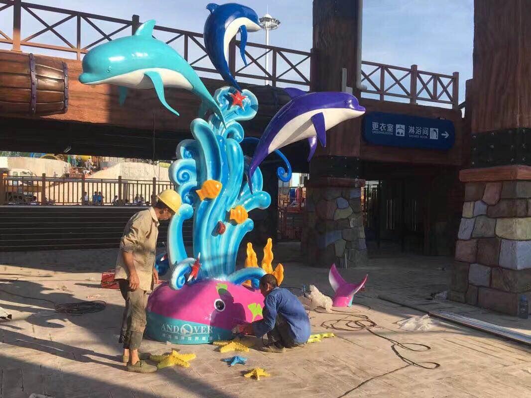 重庆泡沫卡通雕塑