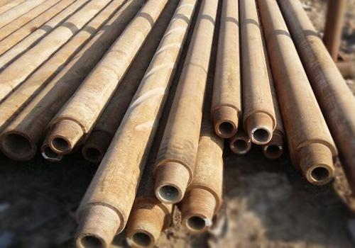 【图文】地质钻杆是怎么连接的_地质钻杆有多长的