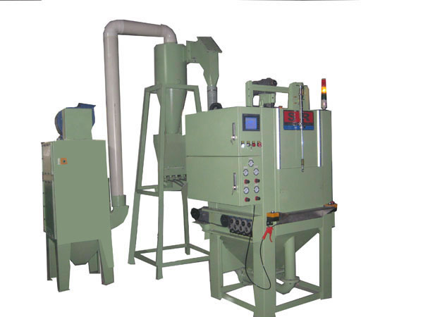 【图文】湿式喷砂装置组成结构_湿式喷砂机相比传统干式喷砂机优势盘点