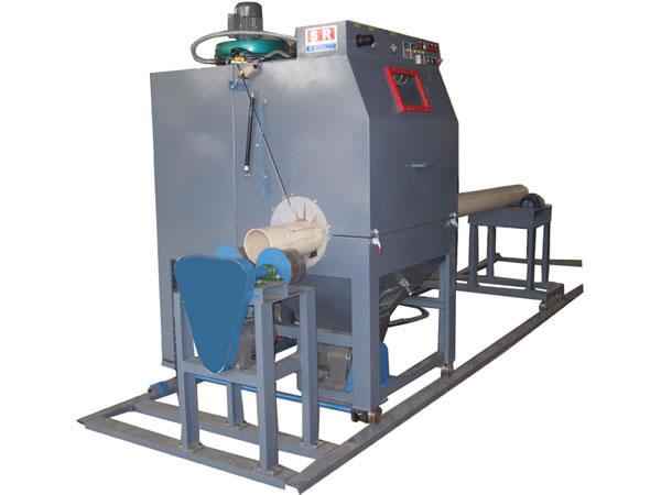 TC1080-2移动式圆管喷砂机